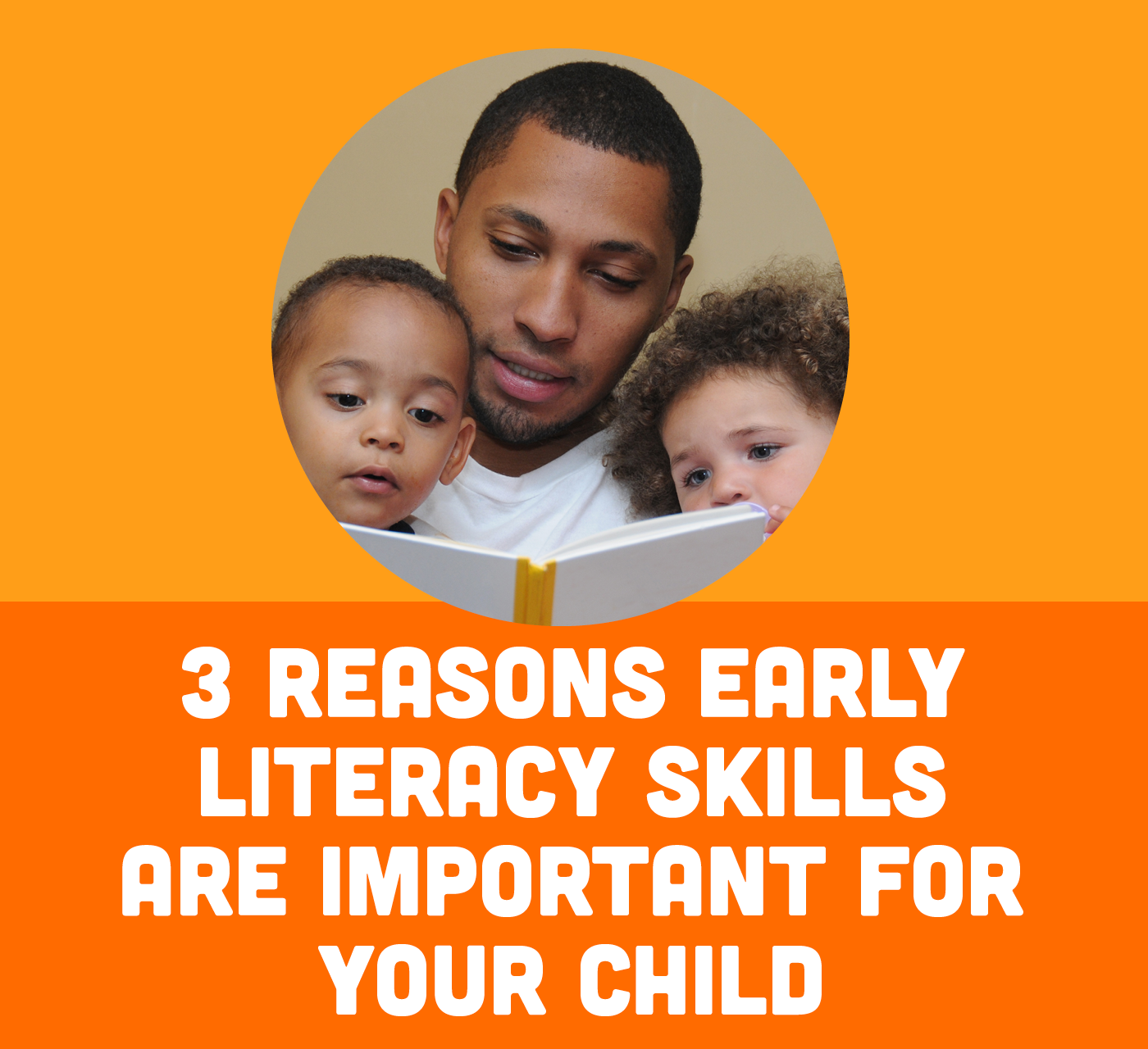 3 Reasons Early Literacy Skills Are Important For Your Child