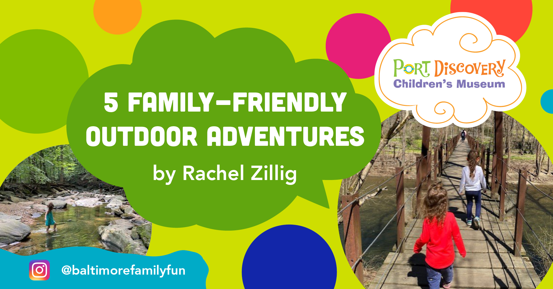 5 family friendly outdoor adventures r