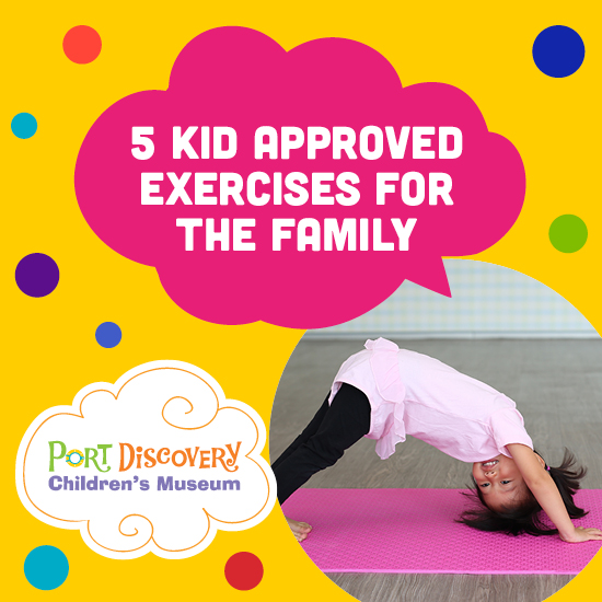 5 Kid Approved Exercises for the Family