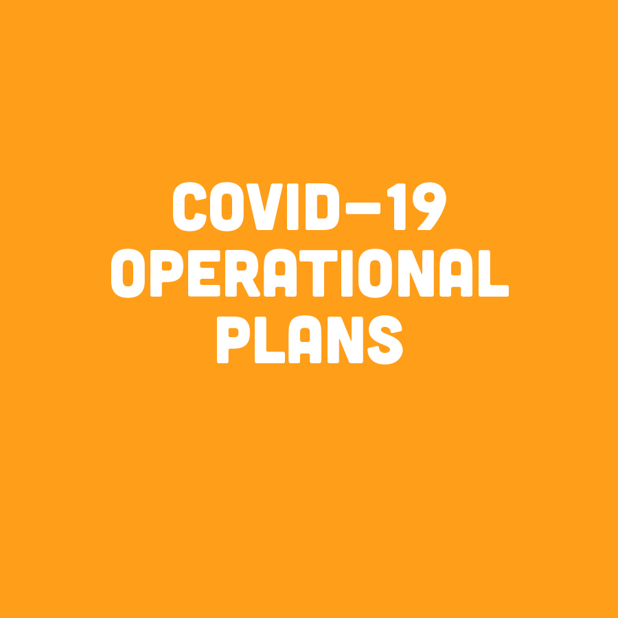 Port Discovery COVID-19 Operational Plans
