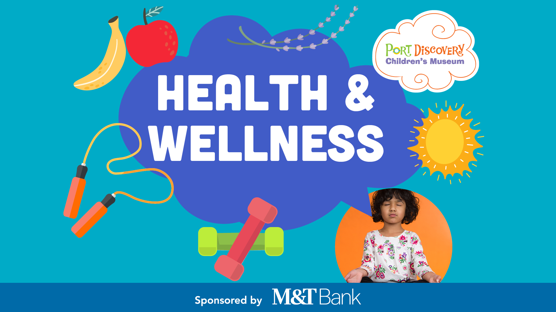 Health & Wellness Play Tips sponsored by M&T Bank