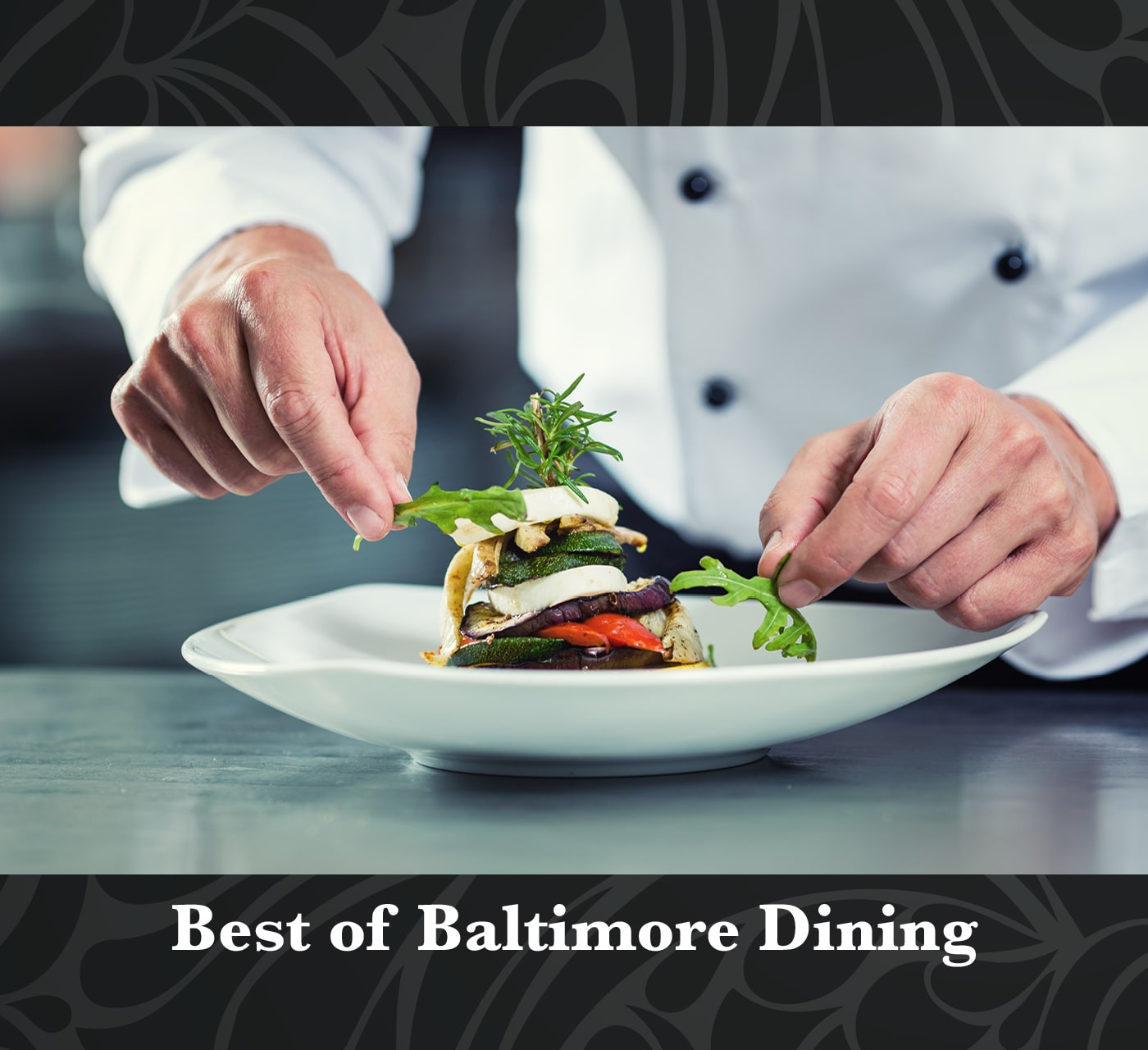 Best of Baltimore Dining Raffle Package