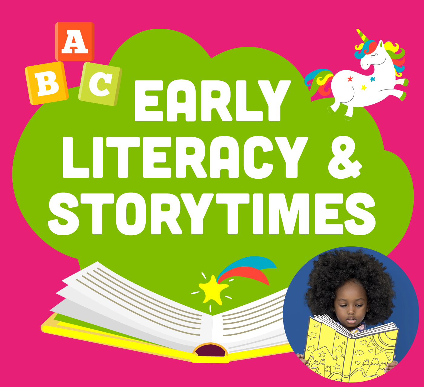 Early Literacy & Storytimes