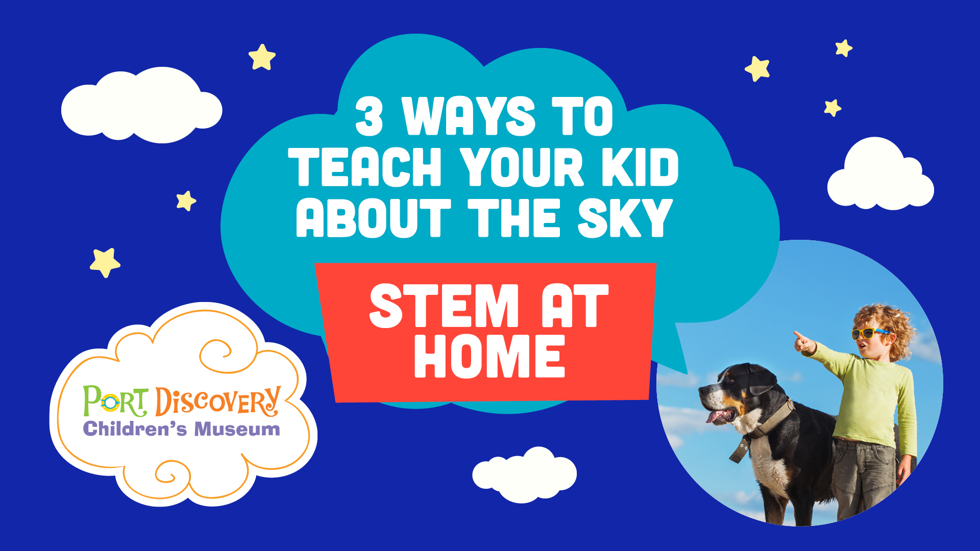 3 Ways to Teach Your Kid About the Sky