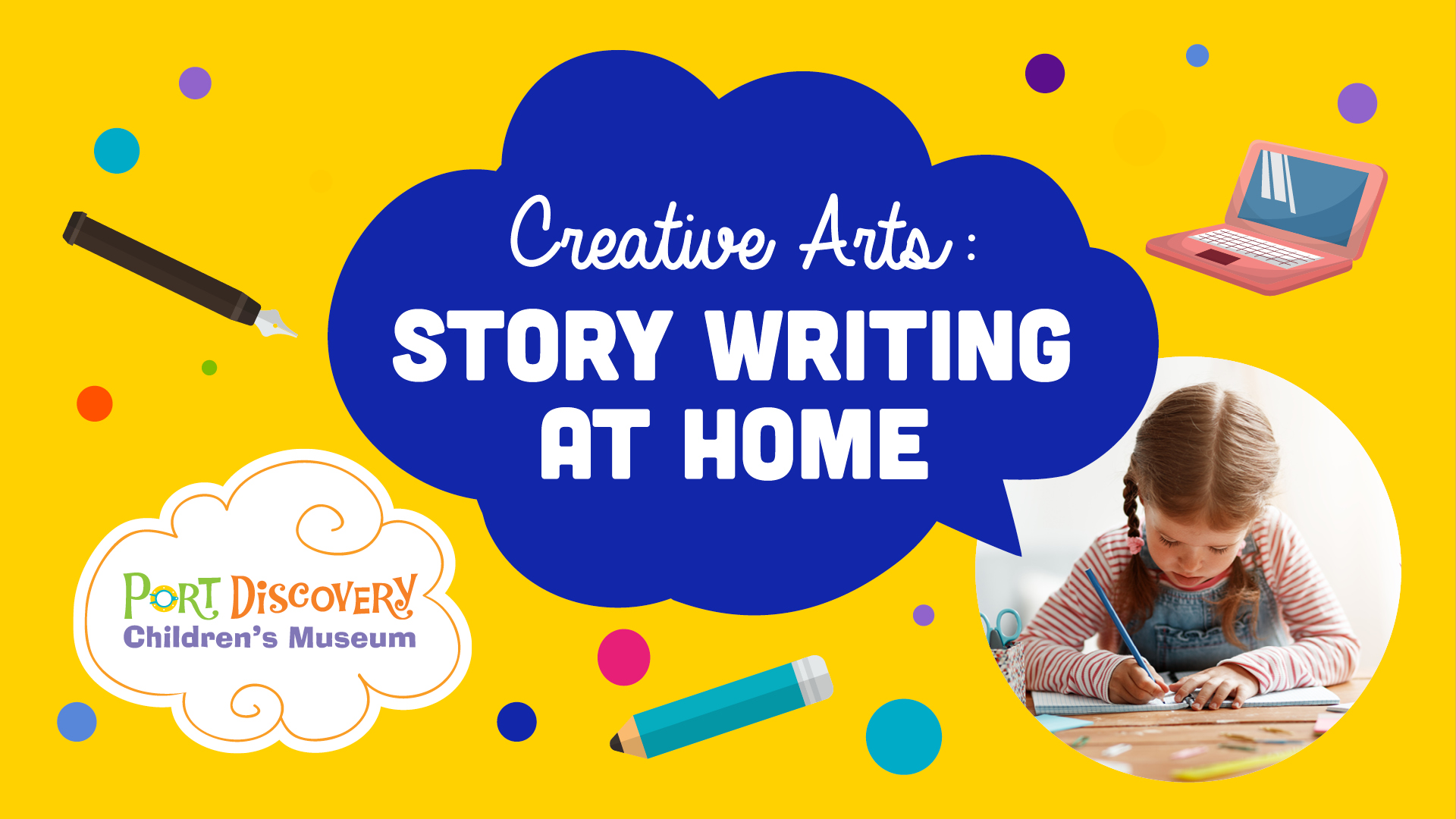 Story Writing at Home