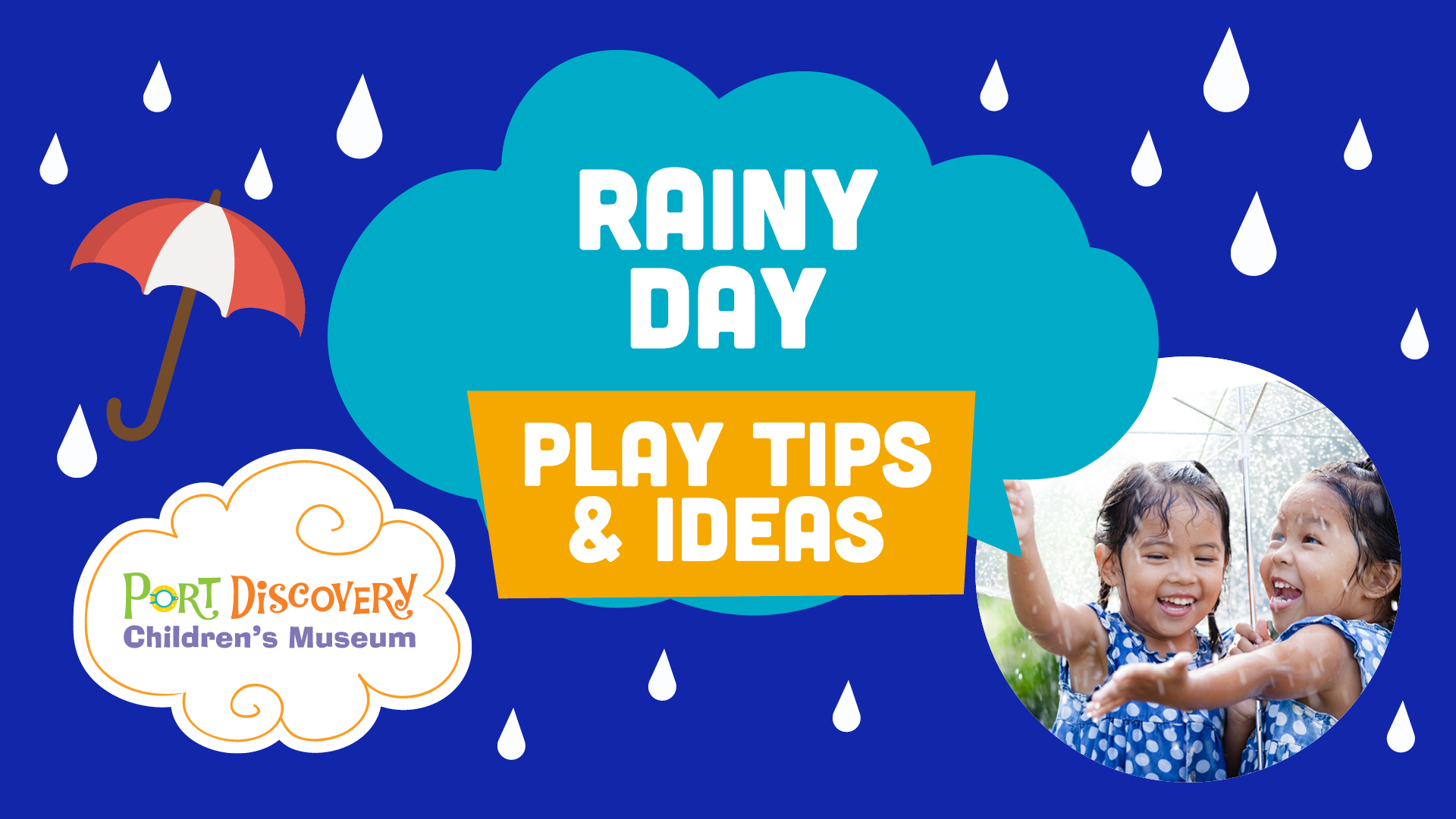 4 Rainy Day Play Ideas for Families