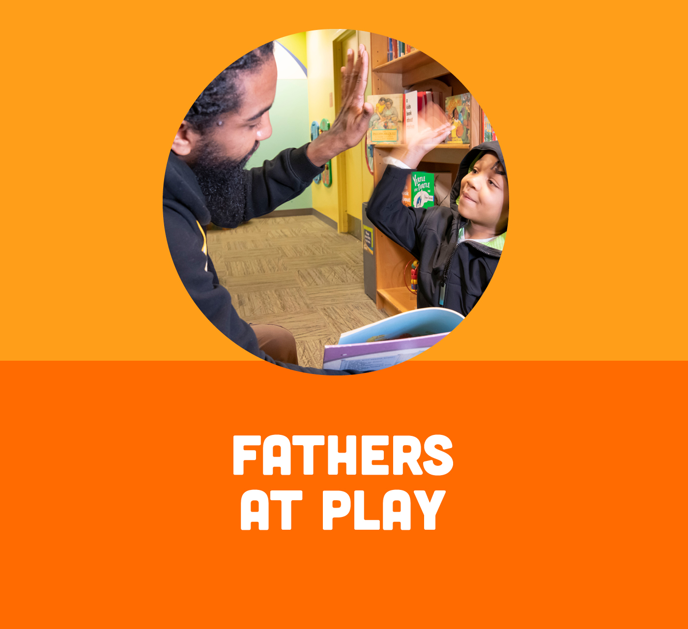 Fathers At Play Program