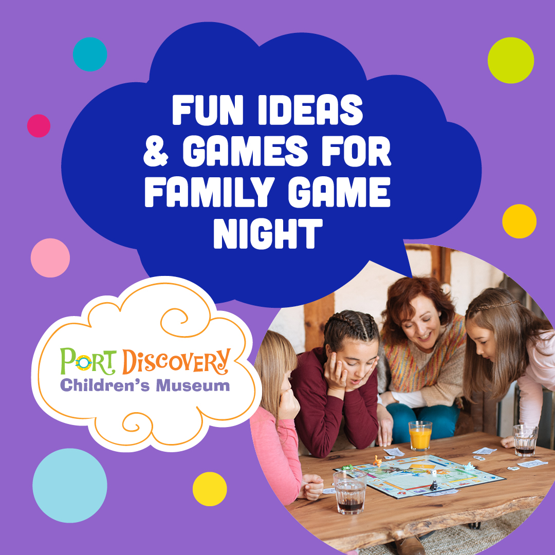 Fun Ideas Games for Family Game Night