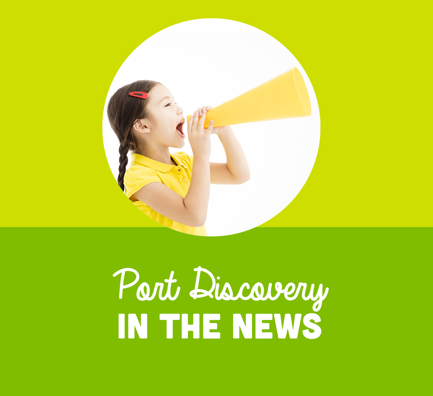 Port Discovery In The News