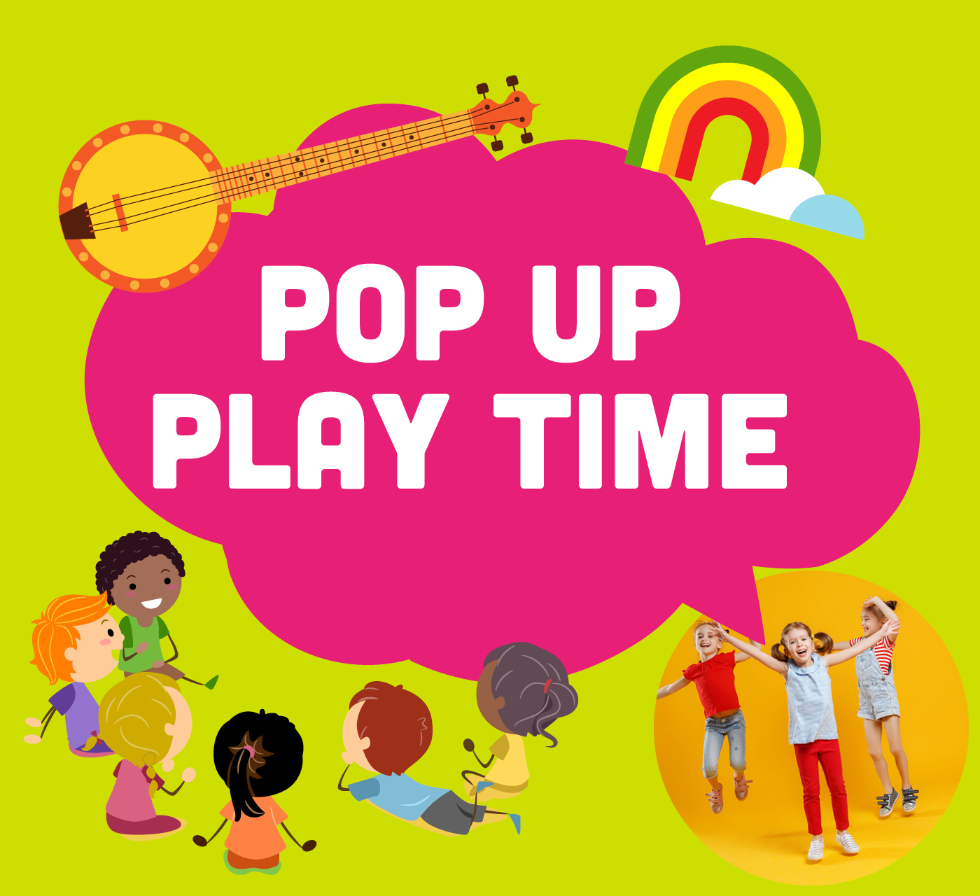Pop Up Play Time