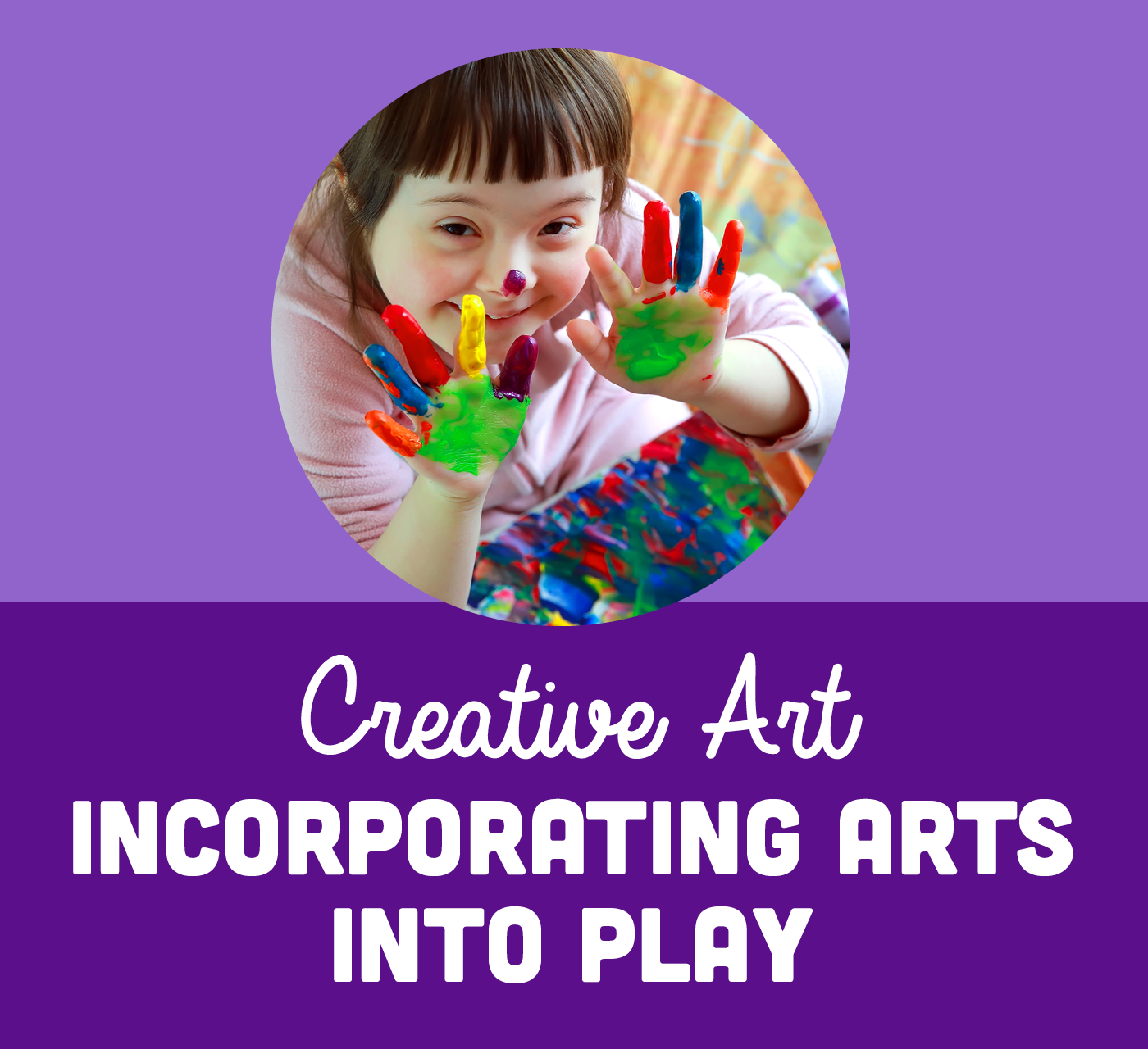 Incorporating Arts into Play At Home