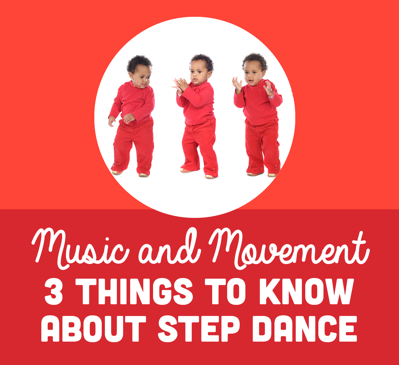 3 Things to Know About Step Dance