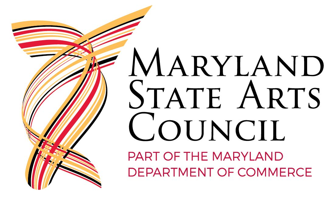 Maryland State Arts Council - Part of the Maryland Department of Commerce - Logo