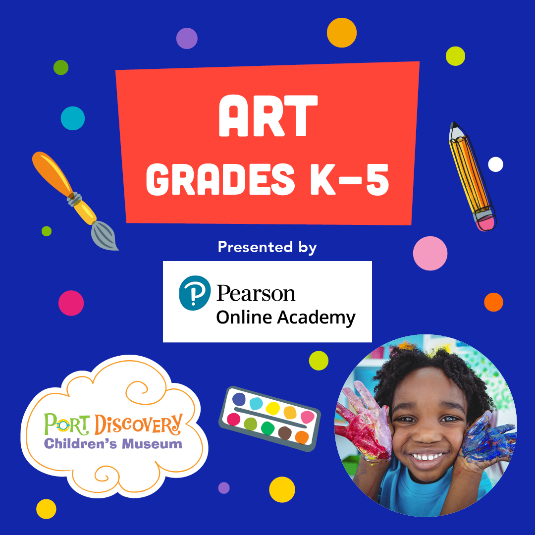 Art for Grades K-5 Presented by Pearson Online Academy