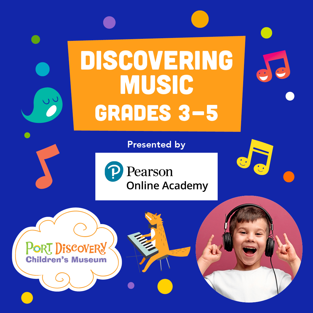 Discovering Music for Grades 3-5 Presented by Pearson Online Academy