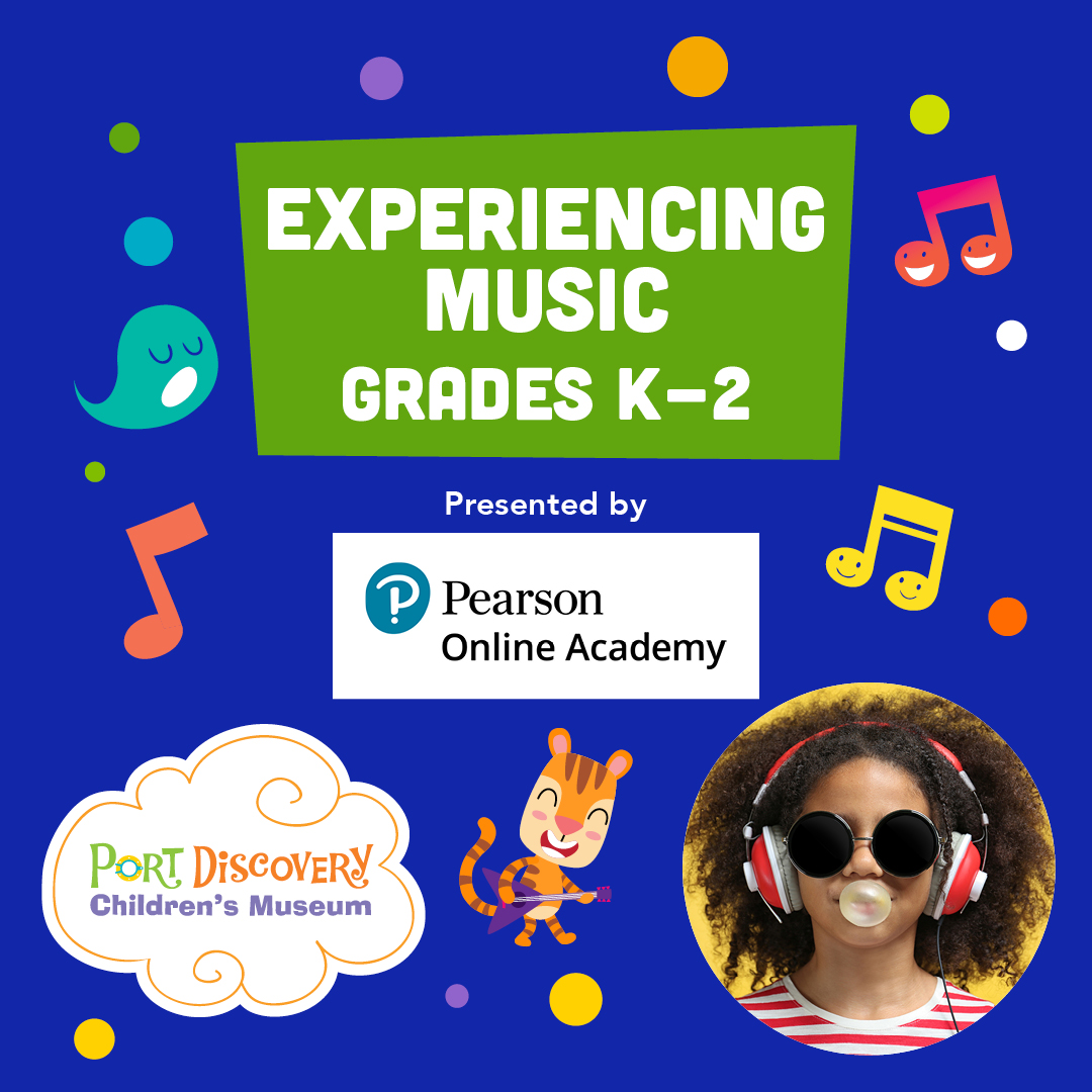 Experiencing Music for Grades K-2 Presented by Pearson Online Academy