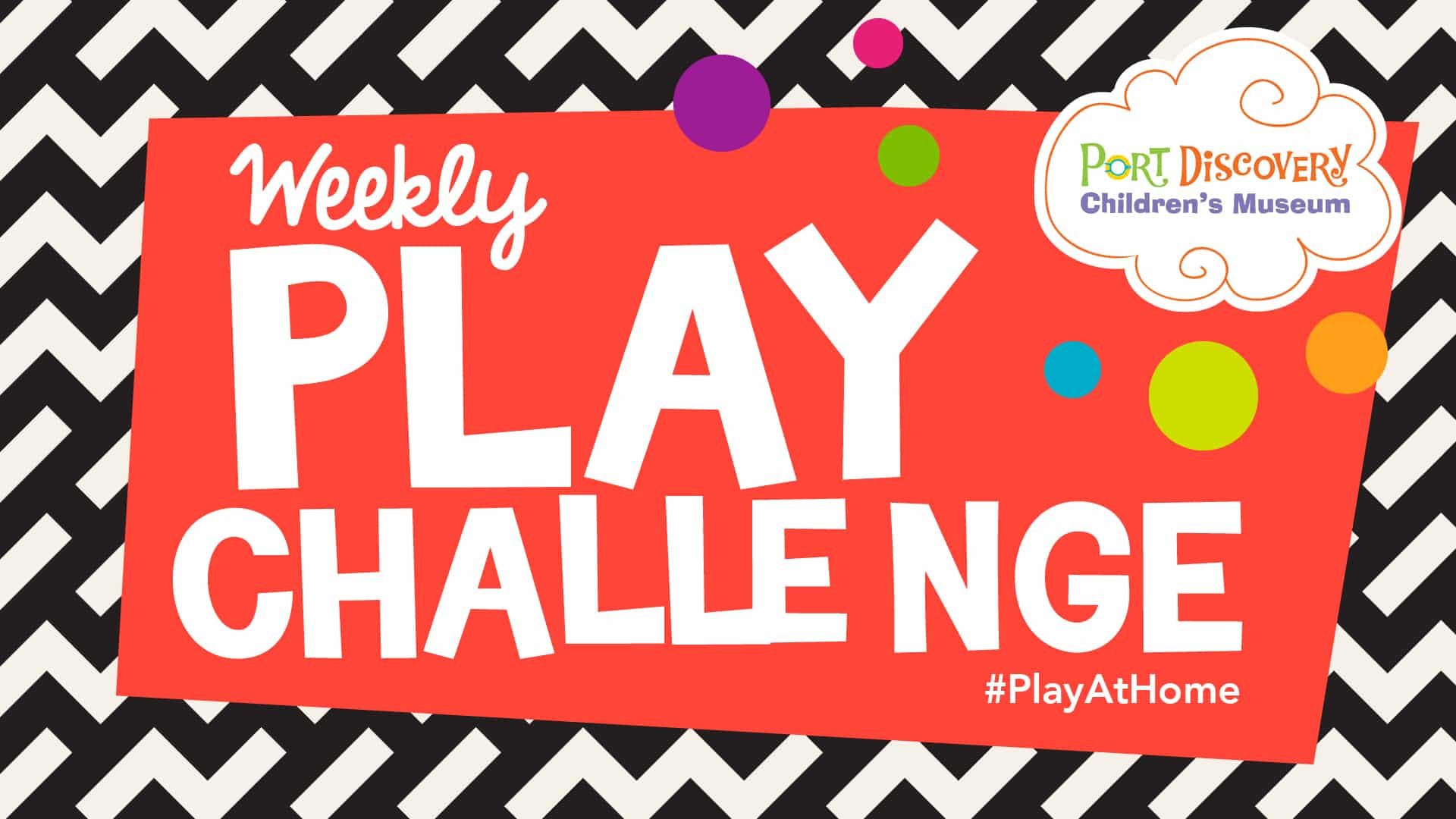 Weekly Play Challenge with Port Discovery