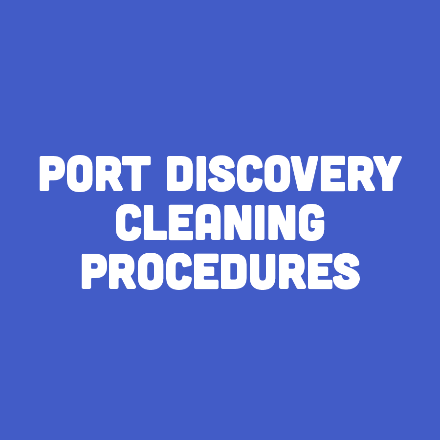 Port Discovery Cleaning Procedures
