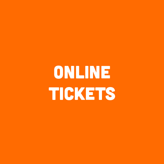 Online Tickets Required for Visitors & Members