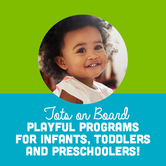Tots on Board - Playful Programs for Infants, Toddlers and Preschoolers