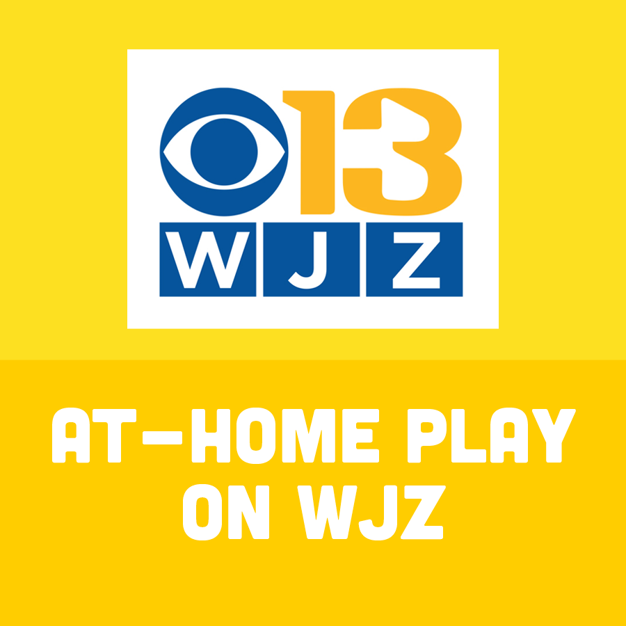 At-Home Play Featured on WJZ