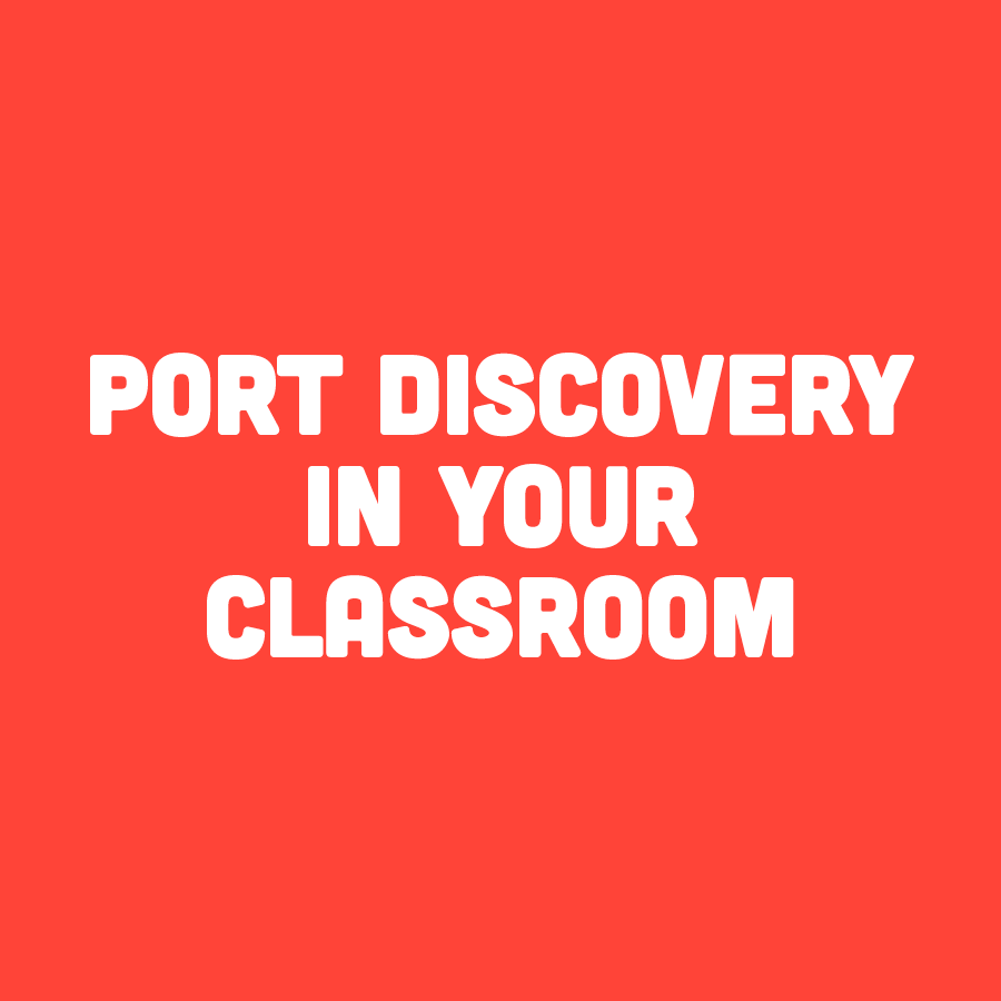 Port Discovery In Your Classroom