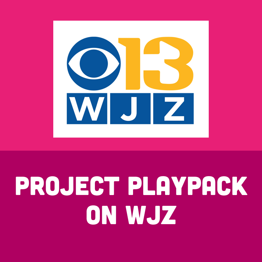 Port Discovery's Project PlayPack featured on WJZ