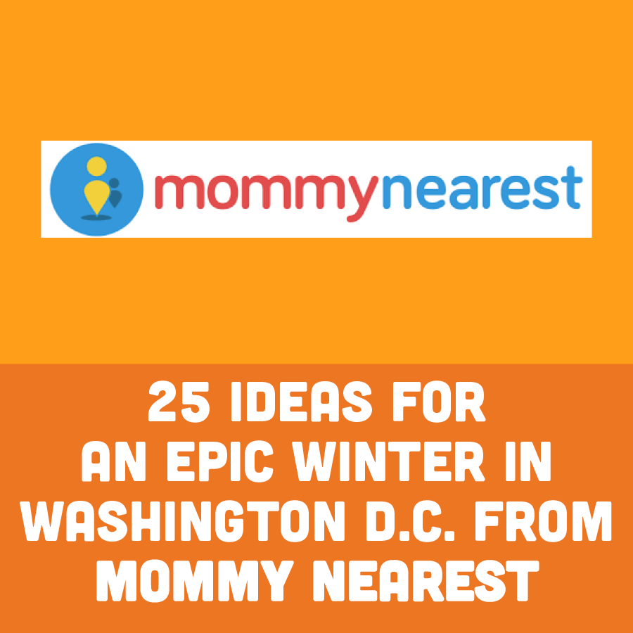25 Ideas for an Epic Winter In Washington D.C. From Mommy Nearest