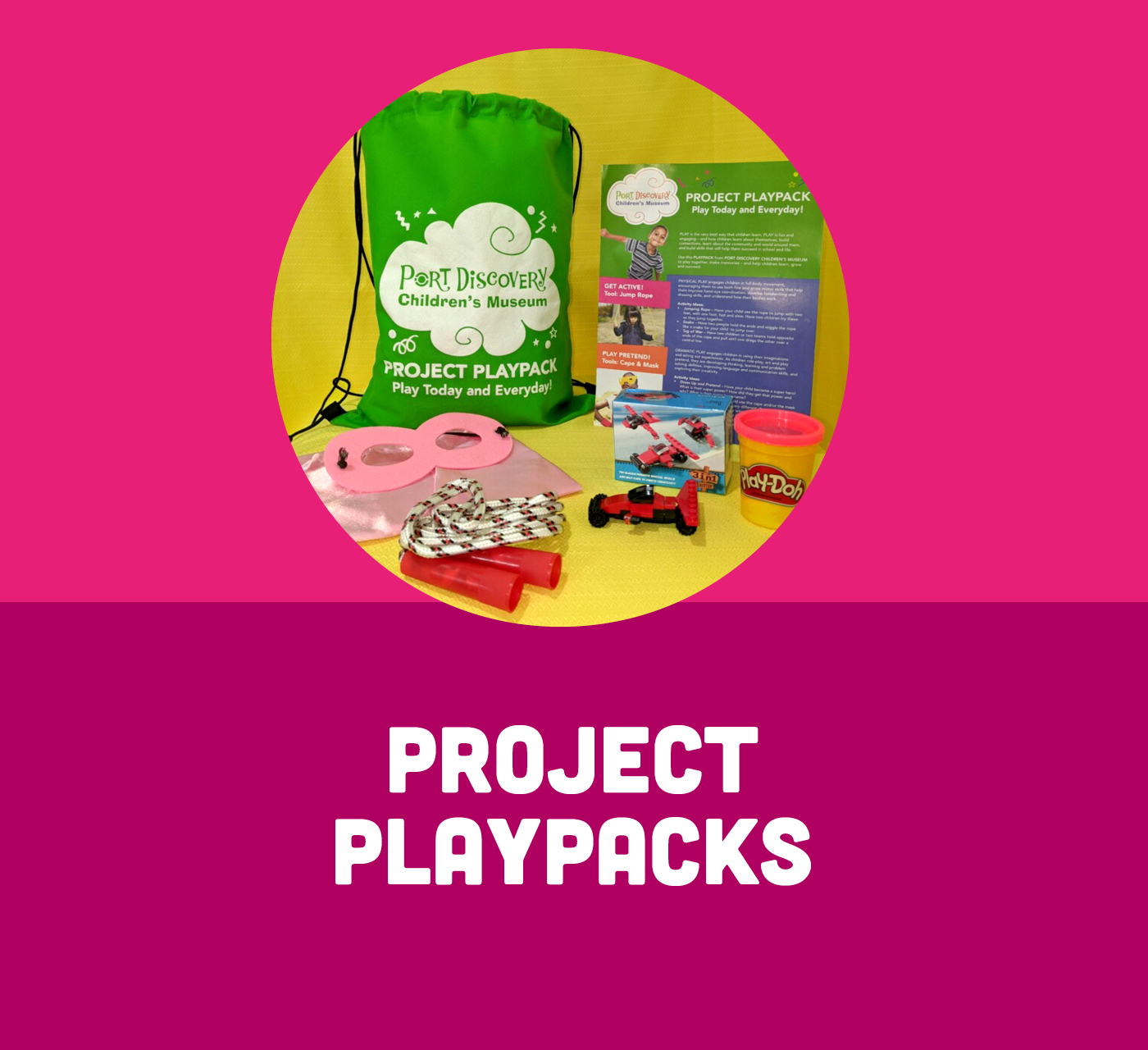 Project Play Packs