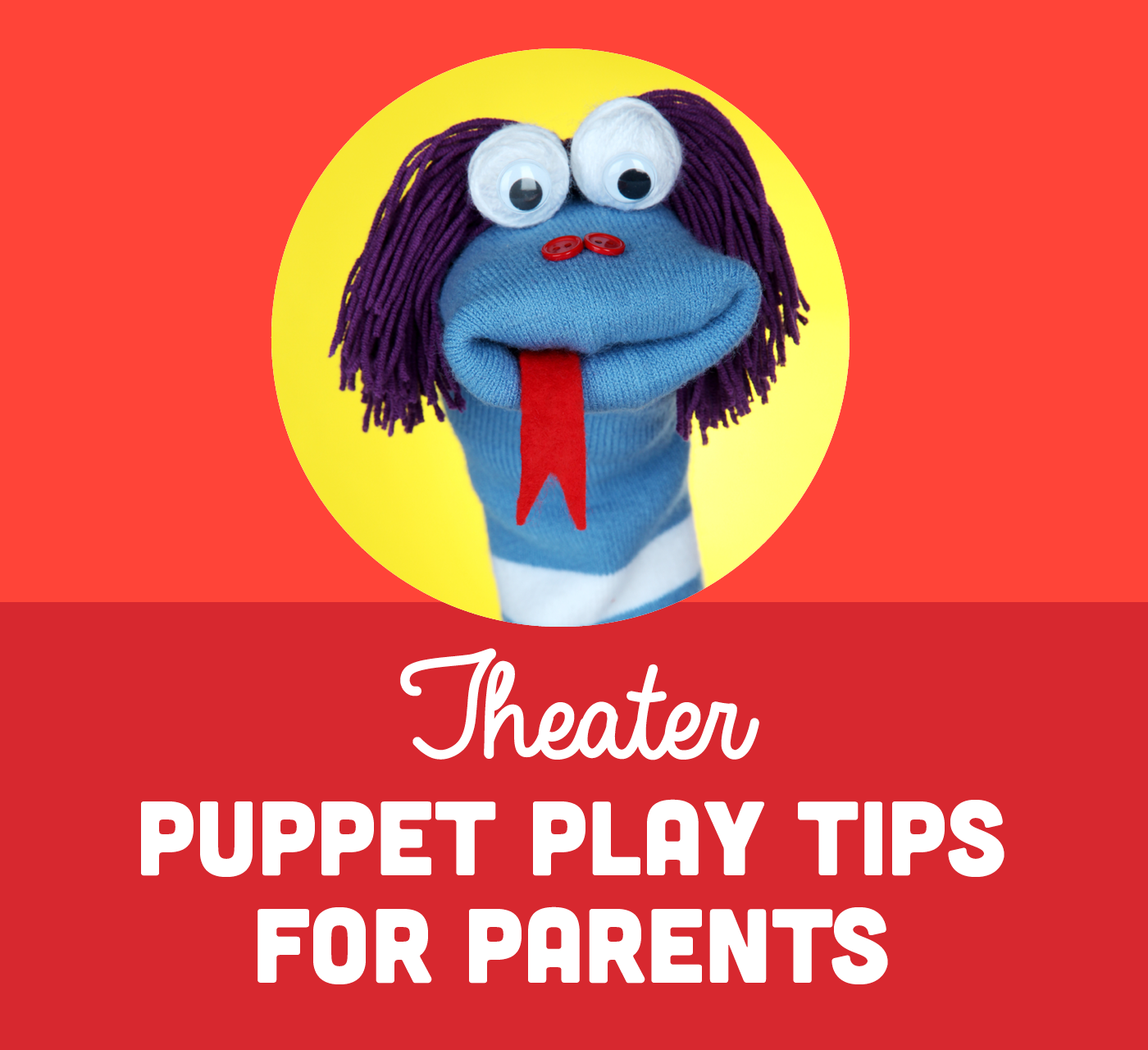 Puppet Play Tips for Parents