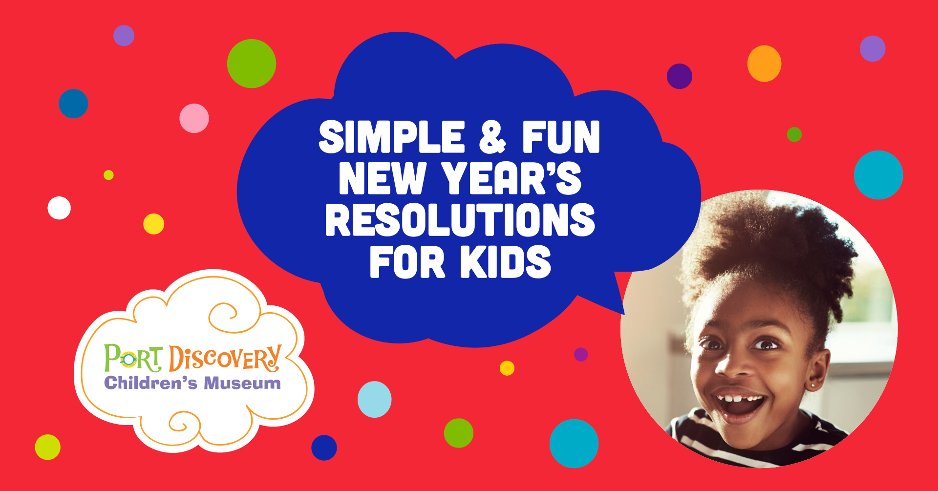 Simple & Fun New Year's Resolutions