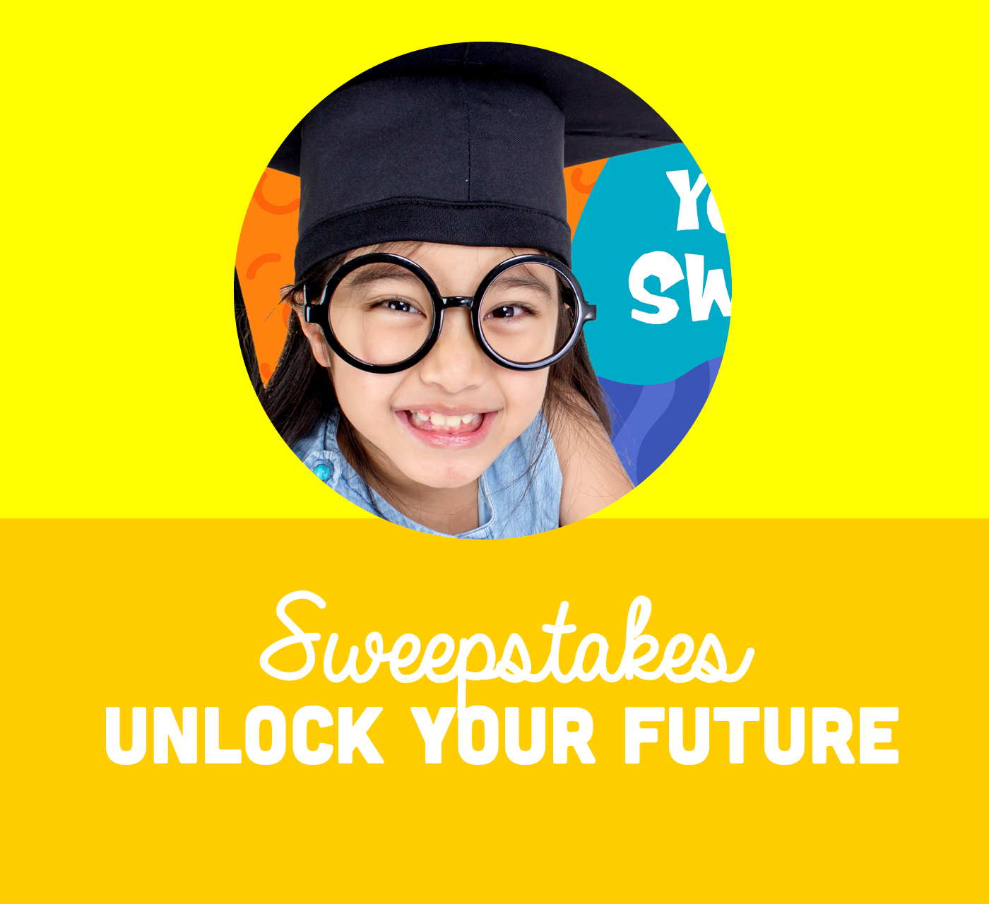 Unlock Your Future Sweepstakes Presented by Maryland 529 and Port Discovery Children's Museum
