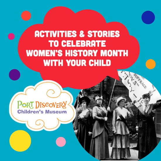 Womens History Month Celebrations