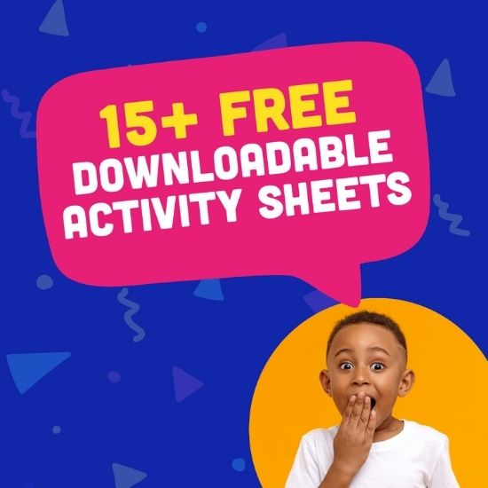 Free Activity Sheet Downloads