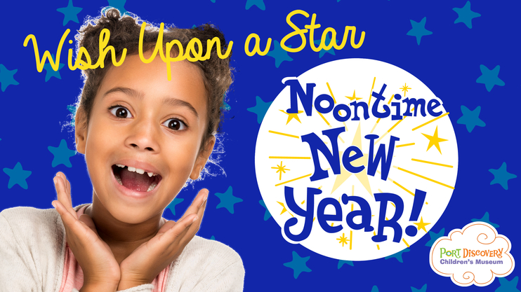 Noontime New Year: Wish Upon A Star