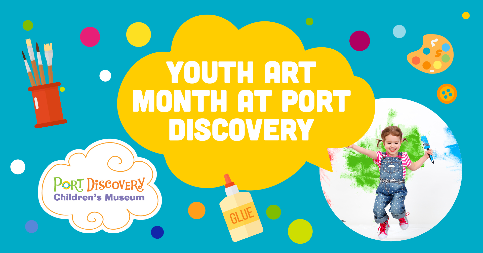 Youth Art Month 2021