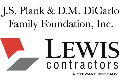 J.S. Plank & D.M. DiCarlo Family Foundation and Lewis Contractors